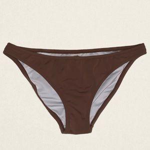 Victoria's Secret Brown Bikini Bottoms